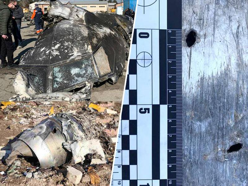 Zdaj vemo, zakaj se piloti nesrečnega ukrajinskega letala niso oglasili