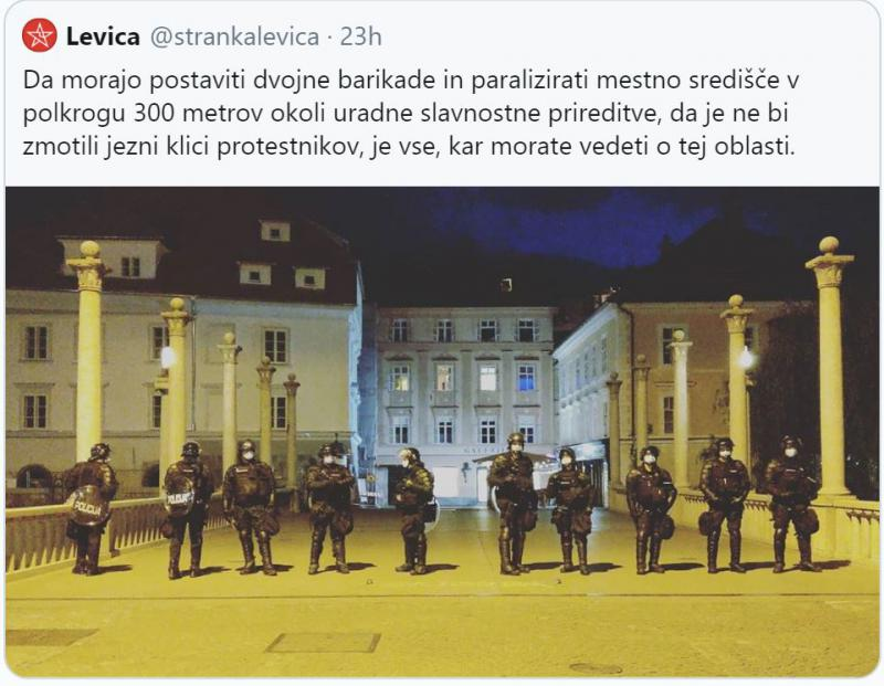 Primož Ekart: »Nočem se zbujat v državi, kjer oblast sovraži velik del svojih državljank in državljanov!«