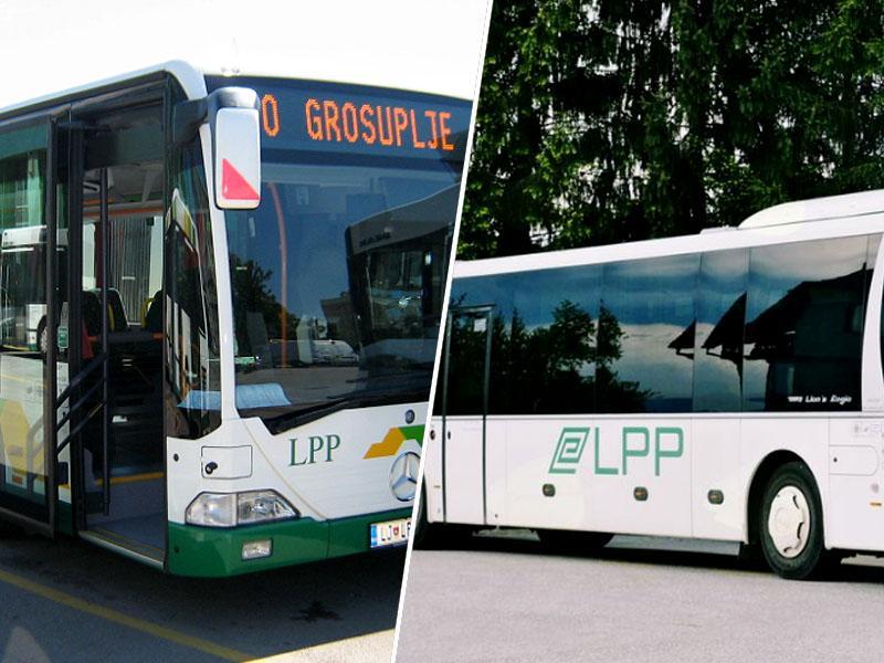 LPP letos dobiva 17 novih enojnih mestnih avtobusov