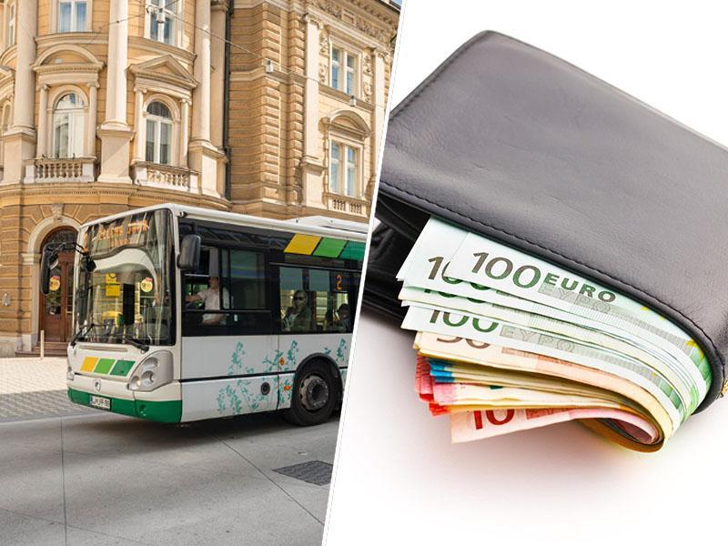 LPP, po podražitvi vozovnic, zmanjšala število avtobusov na linijah
