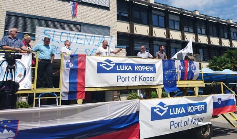 Obalni sindikati ponovno pozivajo k rešitvi problematike IPS