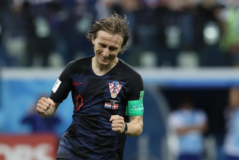 Hrvaška reprezentanca 200 milijonov evrov dražja od ruske
