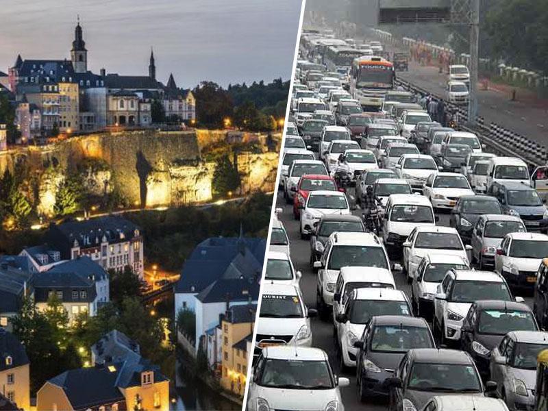V Luksemburgu odslej javni prevozi povsem zastonj