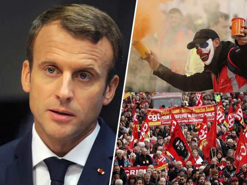 »Kaže prezir do delavcev«: kaj je vodja sindikata zameril predsedniku države ob opozorilu, da se igra z ognjem