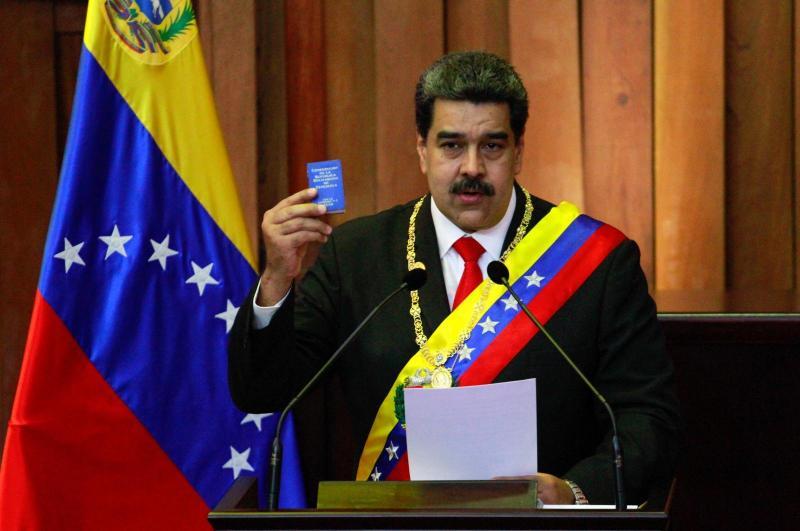 Venezuela zaprla tudi mejo z Brazilijo; Guaido vseeno napovedal prihod pomoči