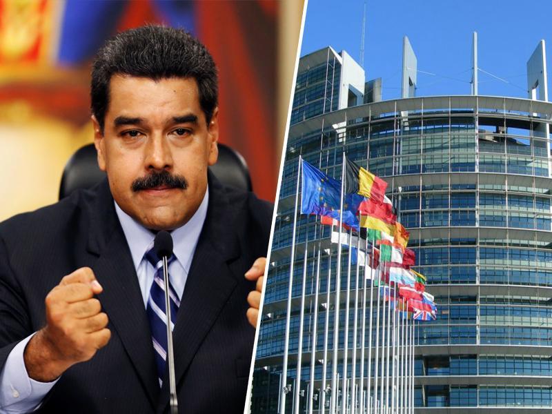 EU z novimi sankcijami proti režimu v Venezueli