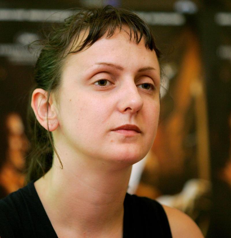 Umetnica in nagrajenka Maja Smrekar: naj se odprti lov začne!