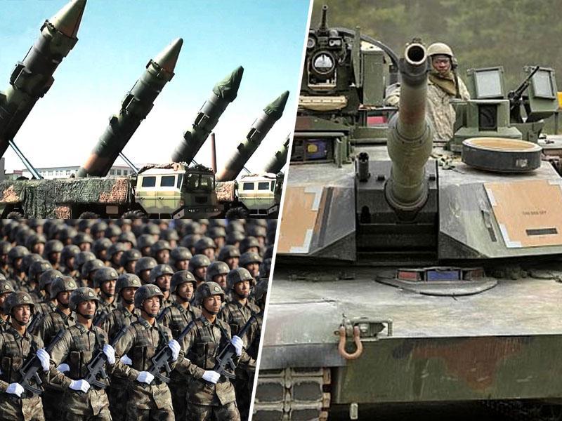 Kakšen uspeh! ZDA v simulaciji vojnega konflikta premagale Kitajsko – a le v sanjah…