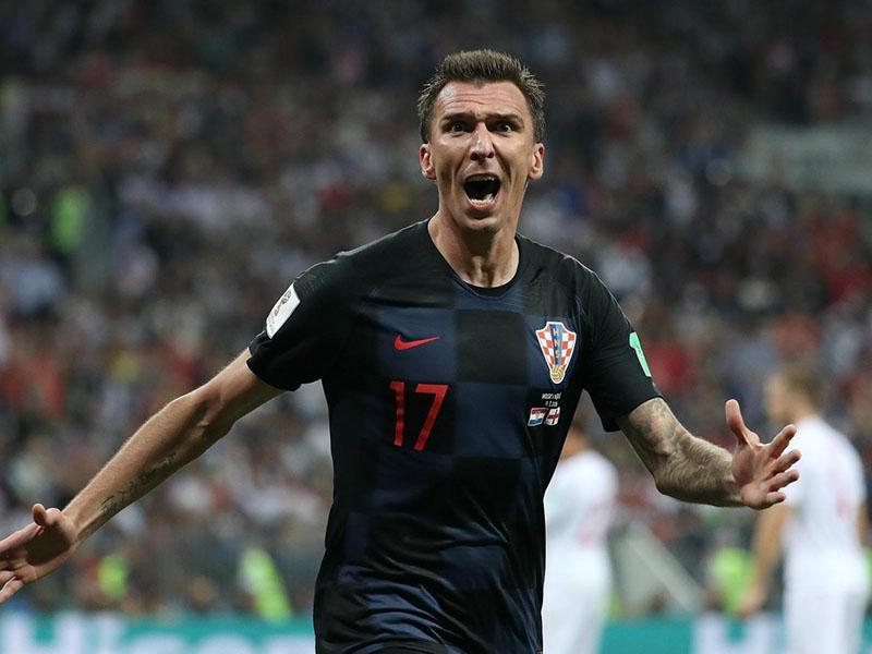 Hrvaška v finalu nogometnega SP v Rusiji