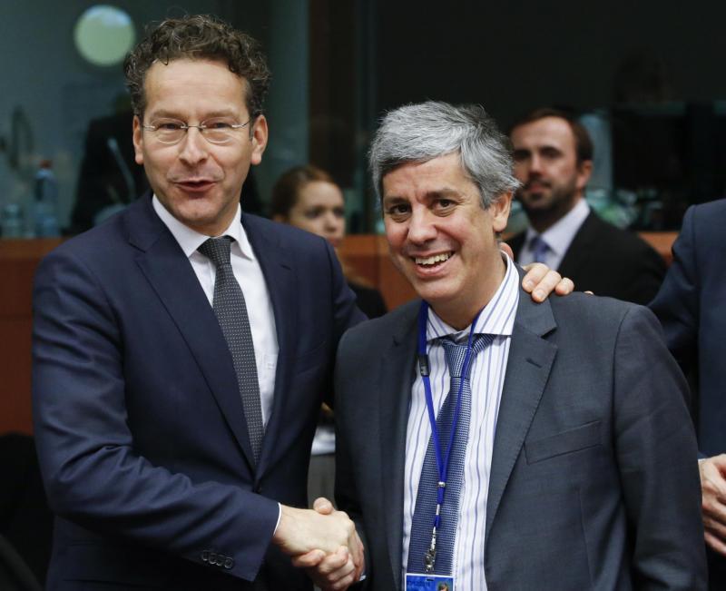 Dijsselbloem bo štafeto vodenja evroskupine predal Centenu