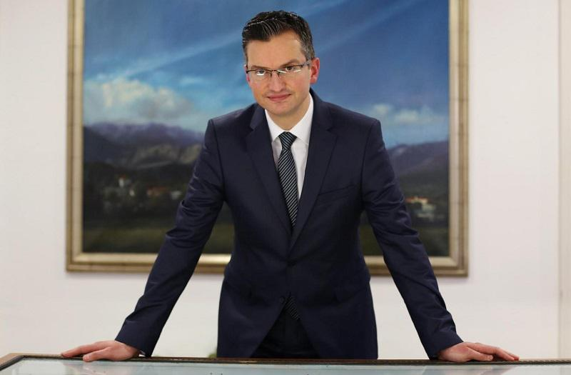 Marjan Šarec miri: »Vojna med politiko in gospodarstvom ne koristi nikomur«