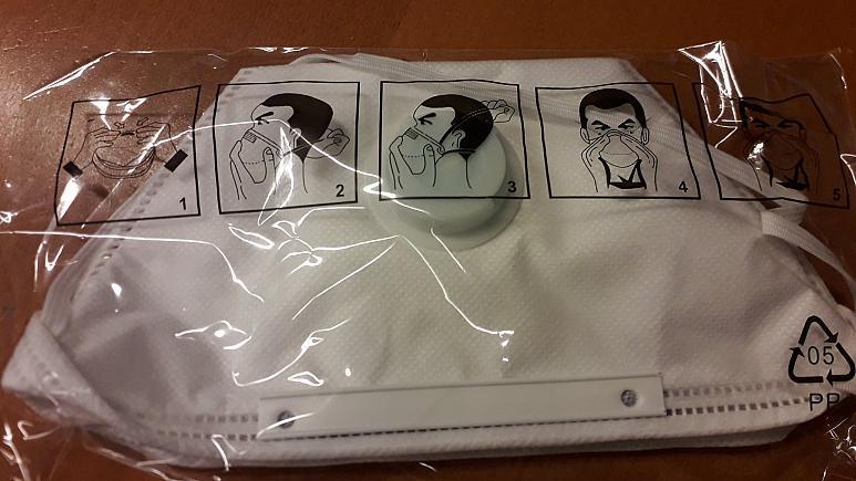 Bizarno: Italijani odkrili, da so njihove zaščitne maske izdelane v Wuhanu, epicentru okužbe s koronavirusom