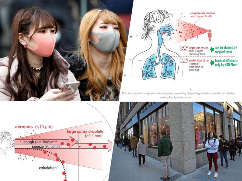 Osupli znanstveniki opozarjajo: Koronavirus se širi tudi po zraku, infektiven je tudi po 12 urah in »izjemno odporen«
