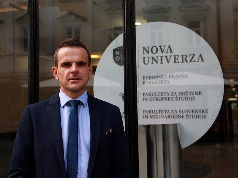 Matej Avbelj: Prihaja do »slabljenja institucij pravne in demokratične države«