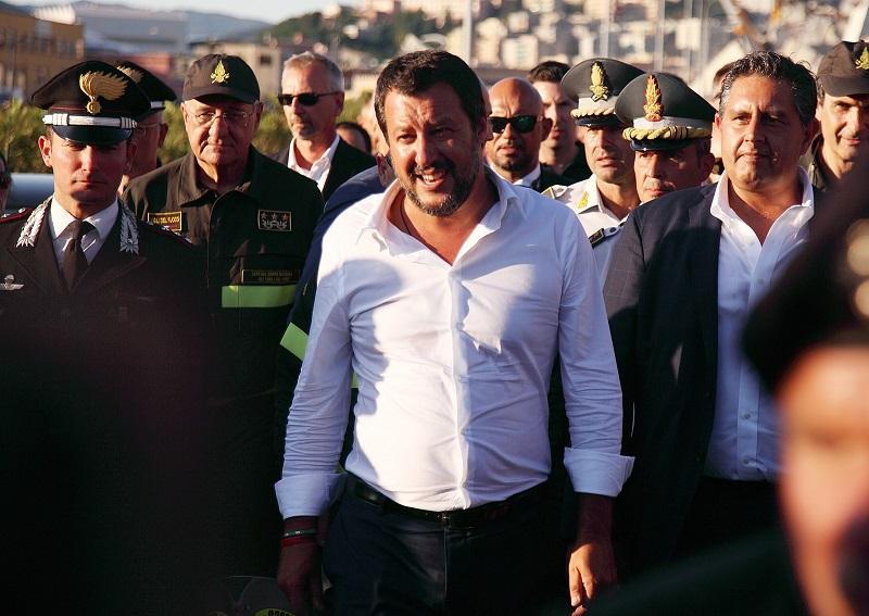 Italijanski Ligi Mattea Salvinija grozi bankrot