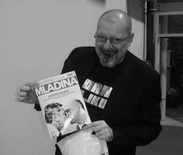 Umrl je novinar, pisec, kritik, producent in pionir - Max Modic