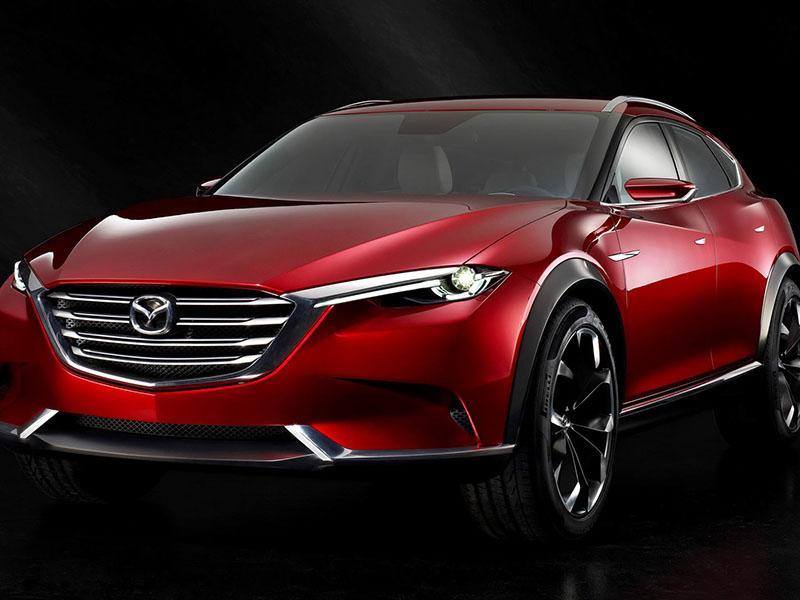 Prihaja nova Mazda SUV z visokotlačnim samovžigom bencina