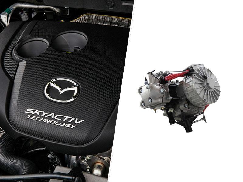 Mazda se vrača z Wankel motorjem