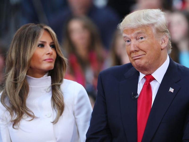 Michael Wolff: Donald Trump je bil Melanii Trump »kronično in brezupno nezvest«