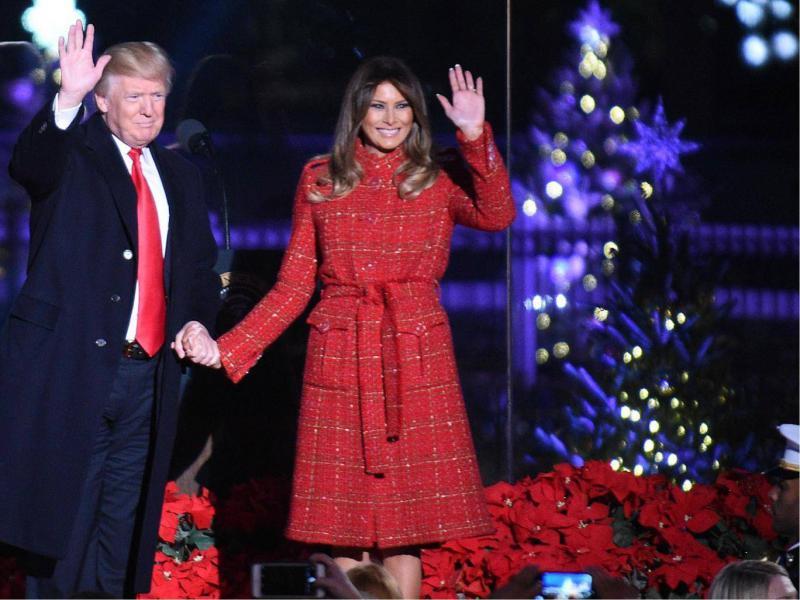 Melania brani fašista Trumpa do konca: bo končala tako, kot Claretta Petacci?