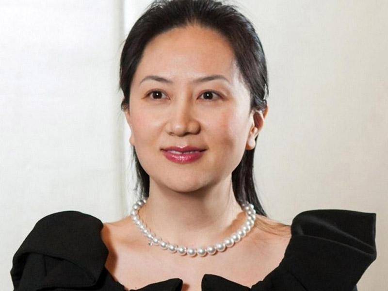 Glavna finančna direktorica kitajskega Huaweija je med aretacijo pri sebi imela Ameriški MacBook, iPhone in iPad
