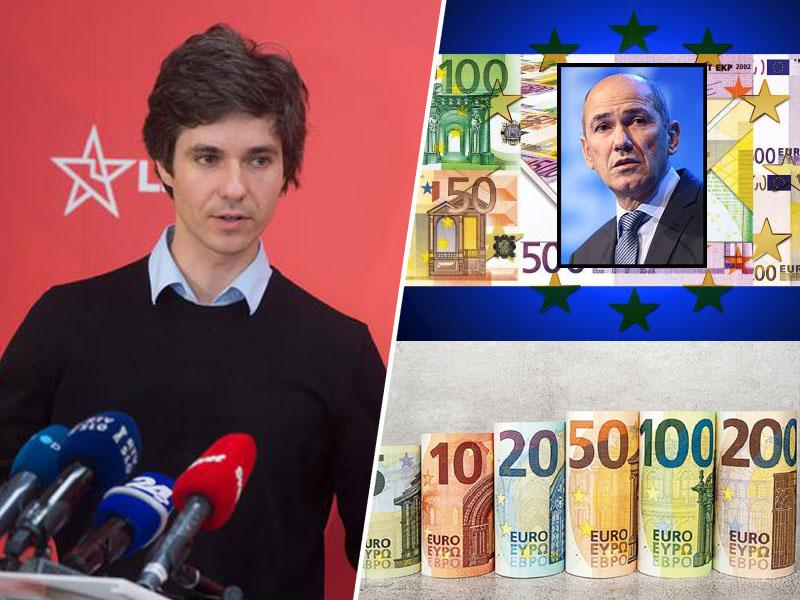 Janševa vlada pripravlja svoj »ZUJF«, ki bo okrepil vladne, ne pa upokojenske finance