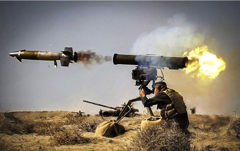 Ruska raketa raznesla ponos turške vojske! Eksplozija odtrgala kupolo, pred »Metisom« ni obrambe