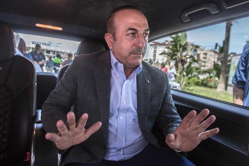 Turški zunanji minister upa na
