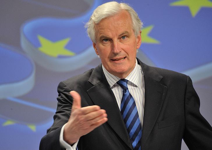 Barnier predstavil Cerarju realno možnost za dogovor o brexitu novembra