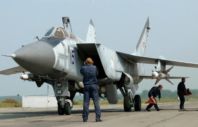 Prihodnje leto se bo začel razvoj ruskega lovca MiG-41