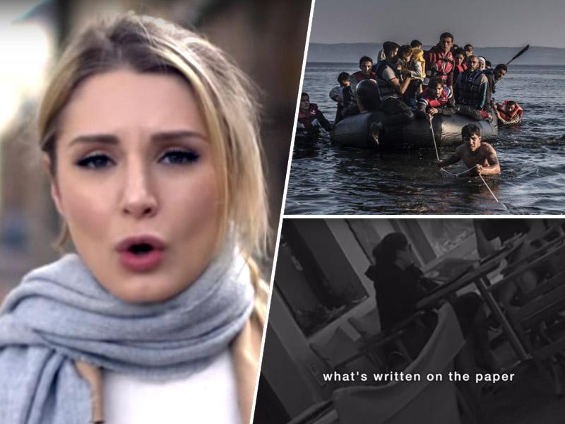 Nevladniki svetujejo migrantom, kako igrati in lagati v postopku za azil