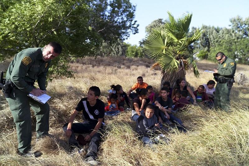 Leta 2016 število ilegalnih migrantov v ZDA najmanjše od leta 2004