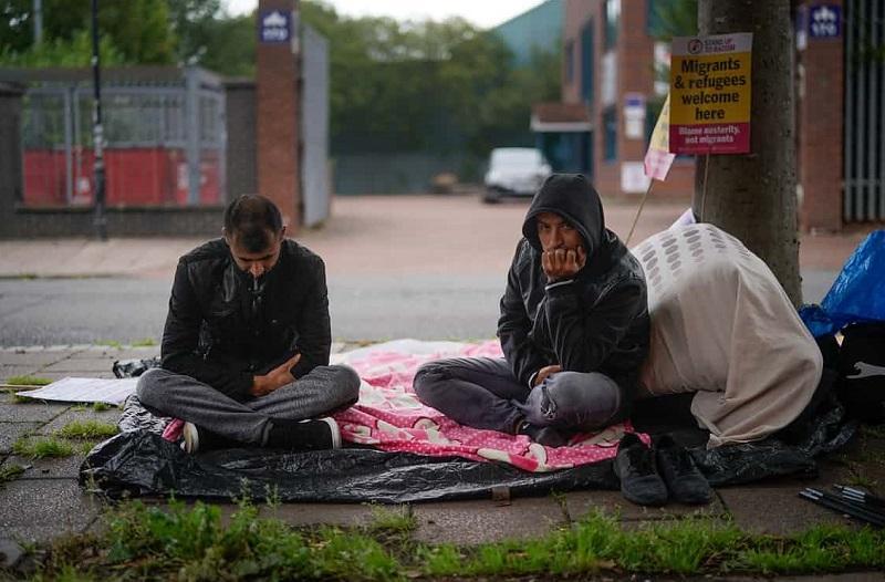 Posebni predstavnik ZN opozarja London na porast revščine