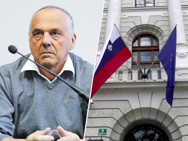 Čakajoč na samokritiko: predsednik ljubljanskega okrožnega sodišča čaka na »pojasnila« sodnika Radonjića o pritiskih
