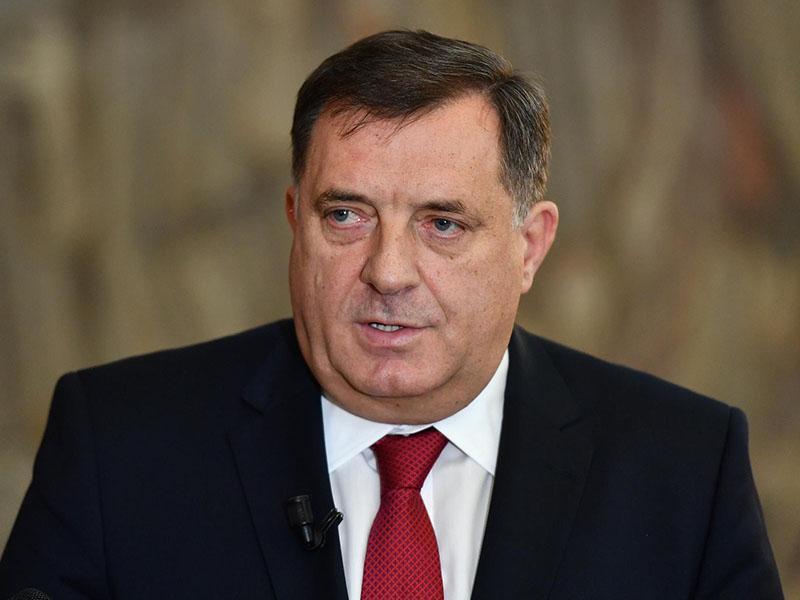Milorad Dodik za priznanje Krima kot dela Rusije