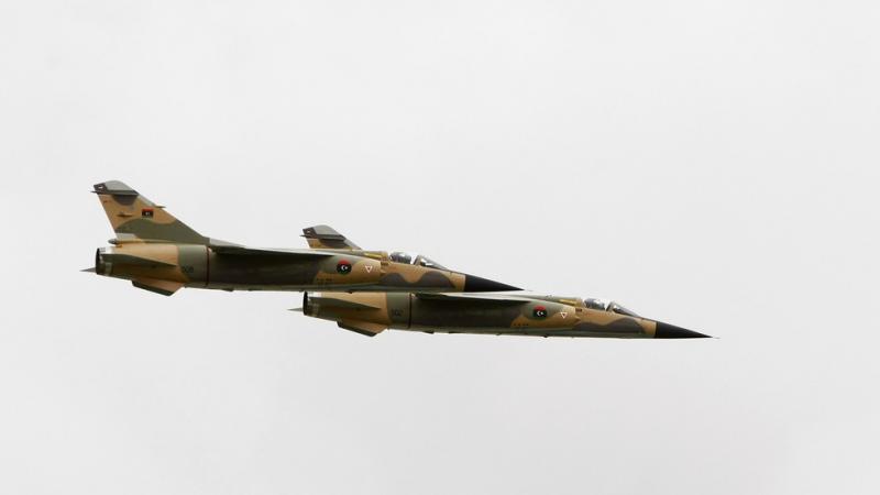Libijski kaos: v francoskem lovcu libijske vlade iz Tripolija znova - portugalski pilot