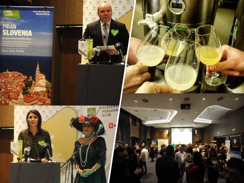 V Beogradu proslavili praznik mladega vina v organizaciji partnerjev iz Slovenije
