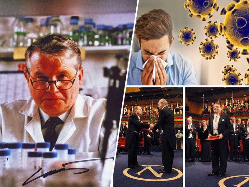 Nobelovec Luc Montagnier: »Koronavirus SARS-CoV-2 je delo človeških rok, hitro mutira, možno je, da se bo samouničil!«