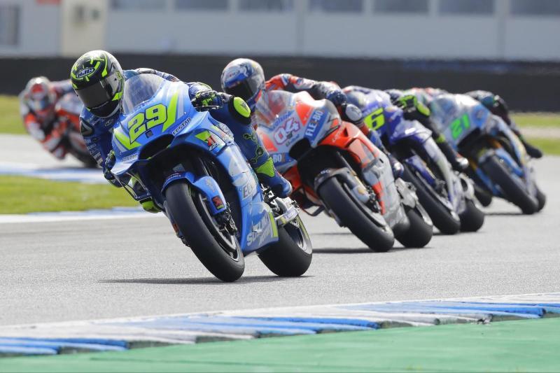 Moto GP: V Španiji turški zmagovalec ni smel slaviti s šampanjcem
