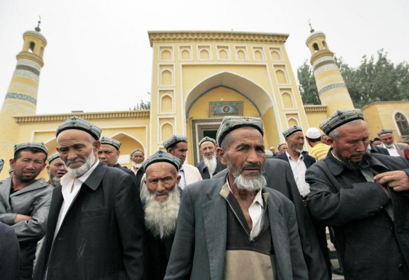 Kitajska legalizirala internacijska taborišča za Muslimane