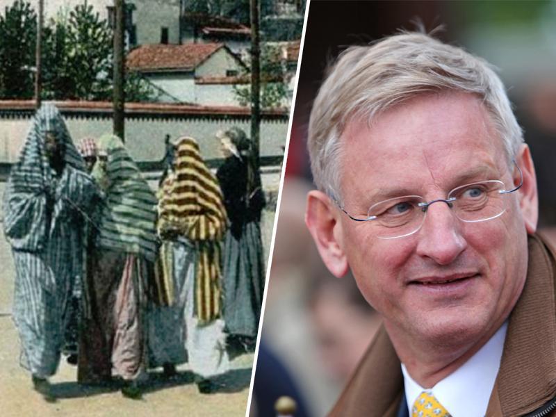 Kaj se zgodi, ko se znani politik »obregne« ob sarajevske muslimanke