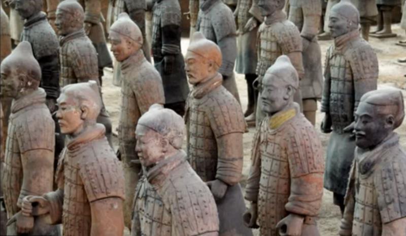 Najstarejša vojska na svetu: šteje že 2.200 let, imajo jo pa za osmo svetovno čudo!