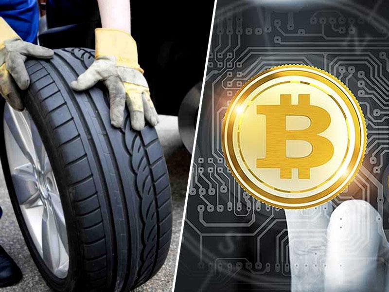 Kako do novih pnevmatik s kriptovalutami?