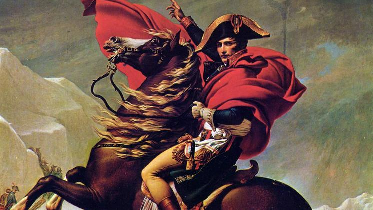 Poslastica za zbiralce: Na prodaj DNK Napoléona Bonaparteja