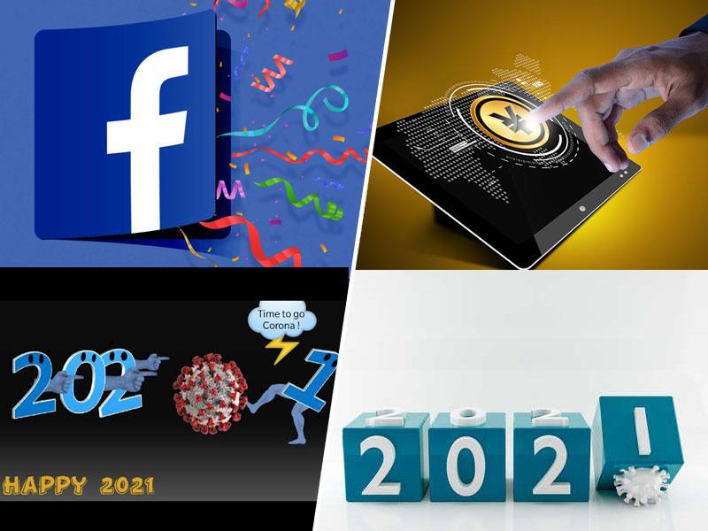 Kaj nas čaka v letu 2021: od vzpona »digitalnega juana« do razbitja tehnoloških monopolov