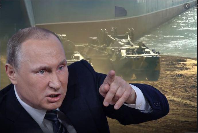 Rusi prvič v zgodovini razkrili skrbno čuvane skrivnosti: predvajana posebna oddaja o Putinovih komandosih