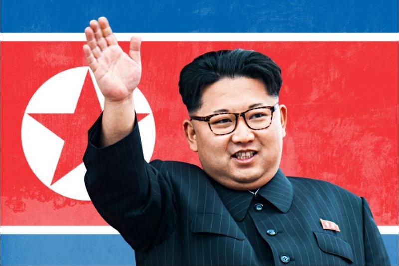 »Darilo z neba«: če je verjeti novi biografiji Kim Jong-una, je vodja Severne Koreje nadnaravno bitje