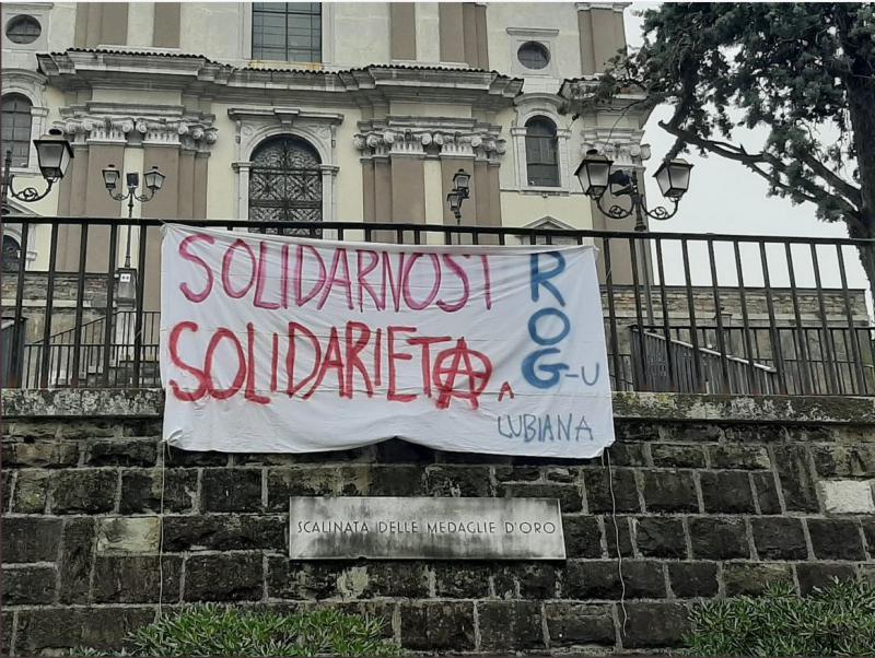 MOL razkril karte in se z represijo spravil na prostore, ki so bili zavetje številnim ranljivim družbenim skupinam