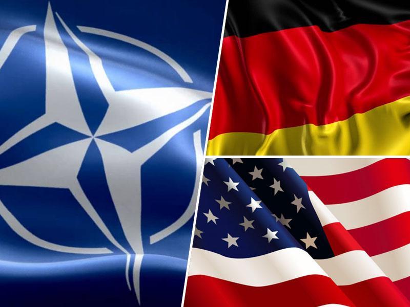 Nemčija in ZDA se potegujeta za vzpostavitev Natove logistične baze