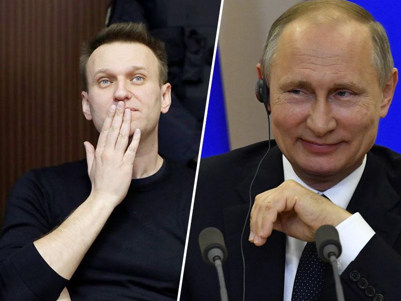 Aleksej Navalni: »Ukinitev Trumpovih računov je presedan, ki ga bodo izkoristili sovražniki svobode govora po vsem svetu!«